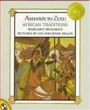 Ashanti to Zulu, Margaret Musgrove, 0140546049