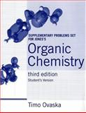 Organic Chem 3e Sv Sup Prob, Jones, Maitland, 0393926044