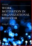 Work Motivation in Organizational Behavior 9780805856040