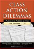 Class Action Dilemmas, Deborah Hensler and Bonita Dombey-Moore, 0833026046