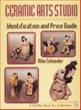 Ceramic Arts Studio, Mike Schneider, 0887406041