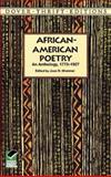African-American Poetry, , 0486296040