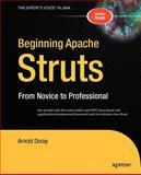 Beginning Apache Struts, Arnold Doray, 1590596048