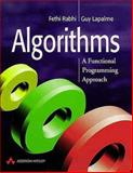 Algorithms : A Functional Programming Approach, Rabhi, Fethi A. and Lapalme, 0201596040