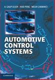 Automotive Control Systems, Ulsoy, A. Galip and Peng, Huei, 1107686040
