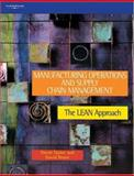 Manufacturing Operations and Supply Chain Management : The LEAN Approach, Taylor, David L. and Brunt, David, 1861526040