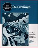 Recordings, Clendinning, Jane Piper and Marvin, Elizabeth West, 0393106047