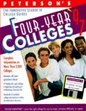 Peterson's Guide to Four-Year Colleges, 1997, Peterson's Guides Staff, 1560796049