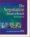 The Negotiation Sourcebook, Asherman, Ira G., 0874256046