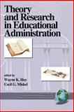 Theory and Research in Educational Administration, , 1931576041