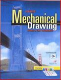 Glencoe Mechanical Drawing: Board and CAD Techniques, Student Edition, Glencoe McGraw-Hill Staff, 0078796059