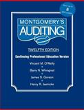 Montgomery's Auditing, O'Reilly, Vincent M. and McDonnell, Patrick J., 0471346055