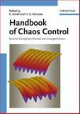 Handbook of Chaos Control, , 3527406050