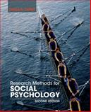 Research Methods for Social Psychology, Dunn, Dana S., 1118406052
