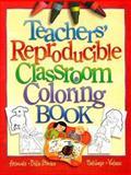 Teachers' Reproducible Classroom Coloring Book, Standard Publishing Staff, 0784706050