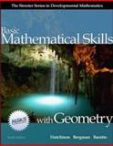 Basic Mathematical Skills with Geometry with MathZone, Hutchison, Donald and Bergman, Barry, 0073016055