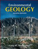 Environmental Geology, Montgomery, Carla W., 0077216059