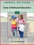 Annual Editions: Early Childhood Education 13/14, Paciorek, Karen Menke, 0078136059