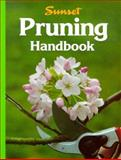 Pruning Handbook, Sunset Publishing Staff, 0376036052