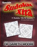 Sudoku 16x16 Volume 7, Gareth Moore, 1478216050