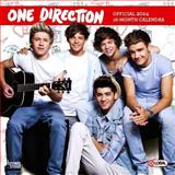 One Direction Official Calendar, Browntrout Publishers, 1465016058