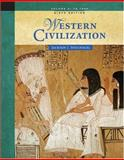 Western Civilization Vol. A : To 1500, Spielvogel, Jackson J., 0534646050