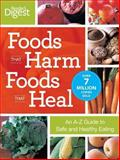 Foods That Harm, Foods That Heal, Editors of Reader's Digest, 0762106050