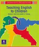 Teaching English to Children 9780582746060