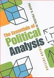 The Essentials of Political Analysis, Pollock, Philip H., III, 0872896064