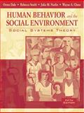 Human Behavior and the Social Environment, Wayne A. Chess and Rebecca Smith, 020544606X