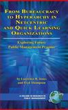 From Bureaucracy to Hyperarchy in Netcentric and Quick Learning Organizations : Exploring Future Public Management Practice, Jones, L. R. and Thompson, Fred, 1593116063
