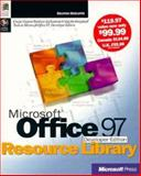 Microsoft Office 97 : Developer Edition Resource Library, Microsoft Official Academic Course Staff, 1572316063