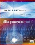 Microsoft PowerPoint 2003 Introductory, O'Leary, Timothy J. and O'Leary, Linda I., 0072836067