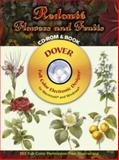 Redoute Flowers and Fruits, Pierre-Joseph Redoute and Dover Clip Art Editors, 0486996069