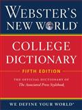 Webster's New World College Dictionary, Webster's New World College Dictionary Staff, 054416606X