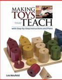 Making Toys That Teach, Les Neufeld, 1561586064