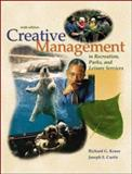 Creative Management in Recreation, Parks and Leisure Services with PowerWeb : Health and Human Performance, Kraus, Richard and Curtis, Joseph E., 0072506067