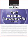 Top 25 Real Estate Transactions KPIs Of 2011-2012, The KPI Institute, 1484156072