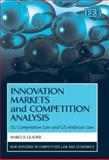 Innovation Markets and Competition Analysis Eu Competition Law and Us Antitrust Law, Glader, 184542607X