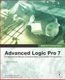 Advanced Logic Pro 7, David Dvorin, 0321256077
