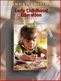 Annual Editions: Early Childhood Education, Karen Menke Paciorek, 0073516074