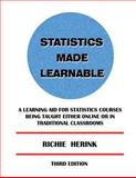 Statistics Made Learnable, Richie Herink, 1604146079