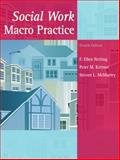 Social Work Macro Practice, Netting, F. Ellen and Kettner, Peter M., 0205496075