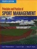 Principles and Practice of Sport Management, Masteralexis, Lisa P. and Barr, Carol A., 0763796077