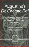 Augustine's De Civitate Dei 9780820416076