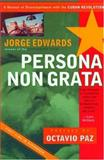 Persona Non Grata, Jorge Edwards, 1560256079