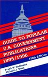 Guide to Popular U. S. Government Publications, 1995-1996 9781563086076