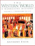 The Western World, Esler, Anthony, 0134956079