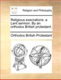 Religious Execrations, Orthodox British Protestant, 1170496075