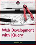 Web Development with Jquery, York, Richard, 111886607X